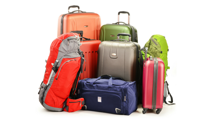 Luggage, bags and suitcases | Tabdevi.com