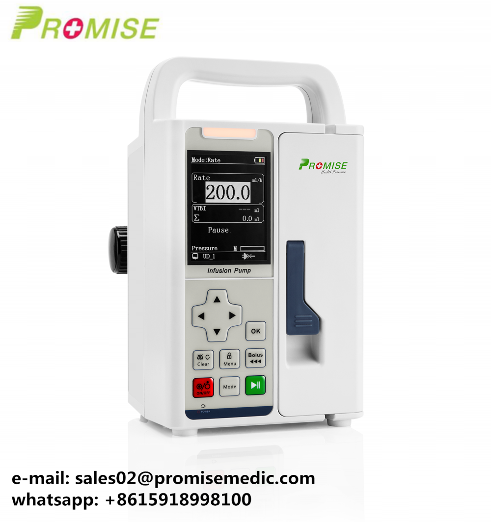 Infusion Pump / Syringe Pump / Infusion Syringe Pump / Medical Pump | Health and medicine | Medical products | Img 1 | Tabdevi.com