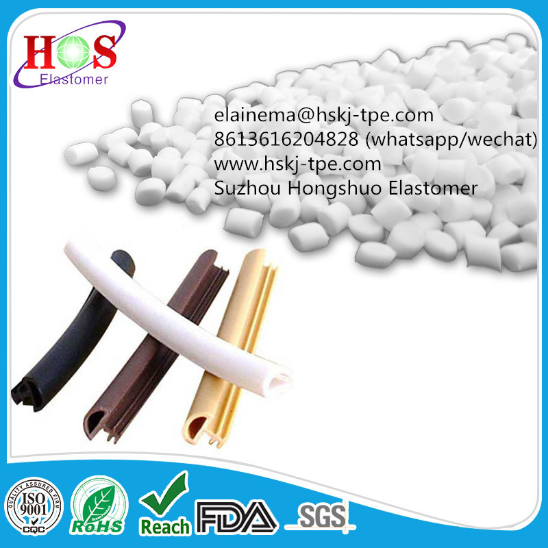 Thermoplastic TPE for window and door seals | Rubber and plastics | Plastic raw material | Img 1 | Tabdevi.com