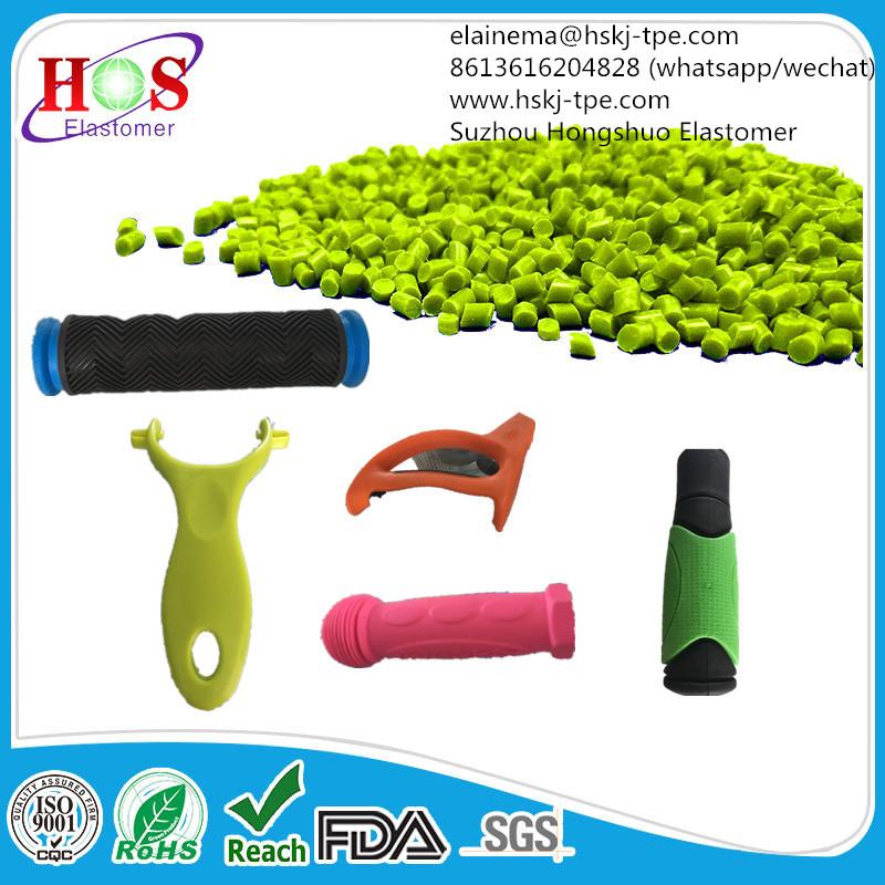 TPR material for Tools Handle / Grip | Rubber and plastics | Plastic raw material | Img 1 | Tabdevi.com