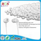 Thermoplastic resin for earphone | Rubber and plastics | Plastic raw material | Tabdevi.com