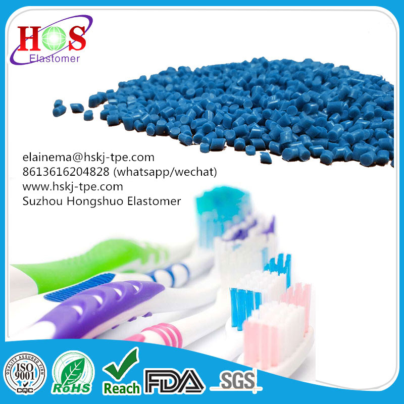 TPR raw material for toothbrush handle | Rubber and plastics | Plastic raw material | Img 1 | Tabdevi.com