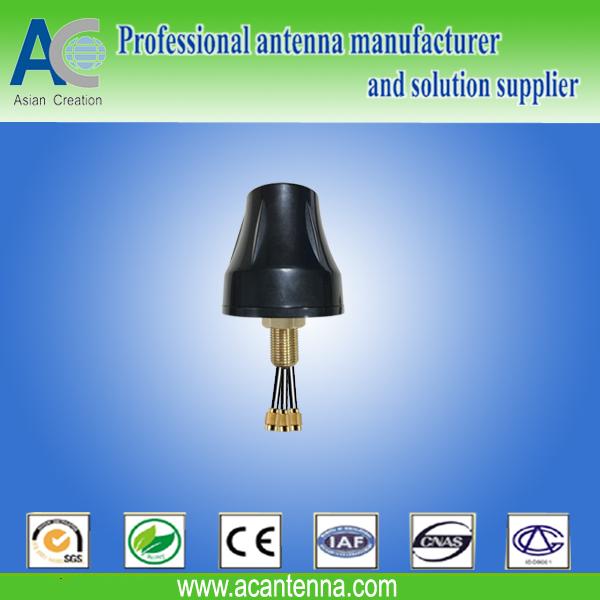 RHCP GPS GSM WIFI Combo Antena Con RG174 Cable Montaje Scrwe | Telecomunicaciones | Antenas de transmisión y recepción | Img 1 | Tabdevi.com