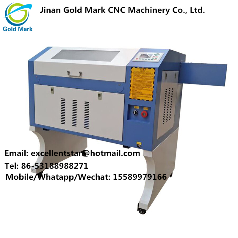 TS4060 Laser engraving and cutting machine,  M2 and Ruida control system | Machinery and equipment | Metallurgical industry | Cutting machinery | Img 1 | Tabdevi.com