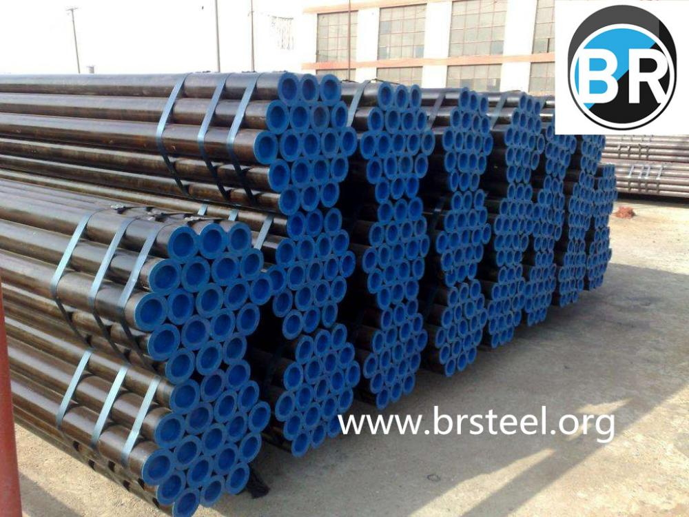 Hot Rolled A106 Seamless Pipe | Building materials | Tubes, gaskets and special parts | Steel pipe | Img 1 | Tabdevi.com