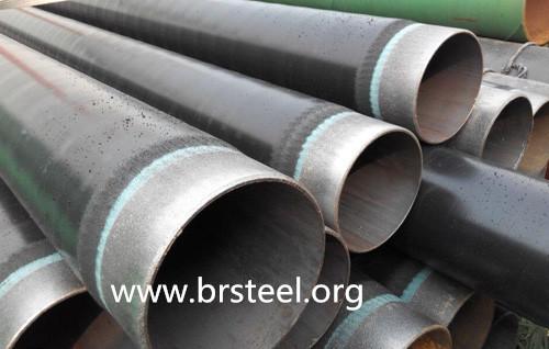 Tubo de acero sin soldadura API 5L grado B | Materiales de construcción | Tubos, juntas y piezas especiales | Tubería acero | Img 1 | Tabdevi.com