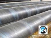 ASTM A36 SSAW Pipe with water test Welded Steel Pipe | Related services | Tabdevi.com