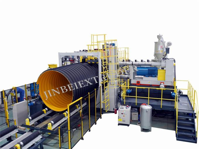 Pvc Double Wall Corrugated Pipe Machine, machinery | Machinery and equipment | Plastics and derivatives industry | Img 1 | Tabdevi.com