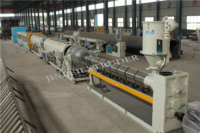630 Polyethylene PE / polypropylene PP Pipe Production Line | Machinery and equipment | Plastics and derivatives industry | Img 1 | Tabdevi.com