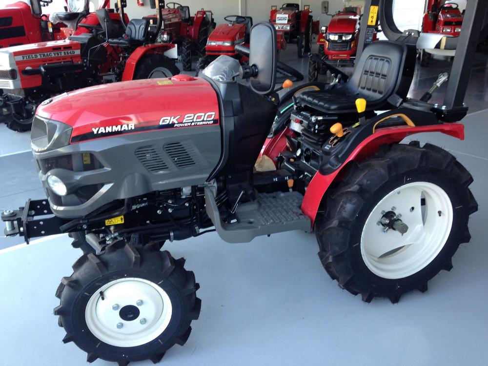 YANMAR GK200 小型拖拉机-销售拖拉机和农业机械 | 機械設備 | 农业和灌溉 | 拖拉机 | Img 1 | Tabdevi.com