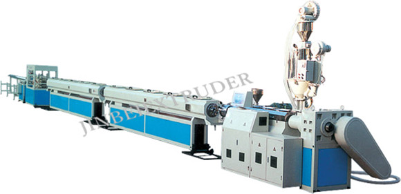 PE Silicon Core Pine Pipe Production Line | Machinery and equipment | Plastics and derivatives industry | Img 1 | Tabdevi.com