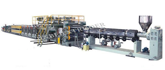 Aluminum Plastic Composite Panel Production Line | Machinery and equipment | Plastics and derivatives industry | Img 1 | Tabdevi.com