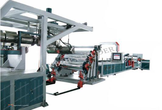 聚酯片材生产线、机械 | 機械設備 | 塑料和衍生物工业 | Img 1 | Tabdevi.com
