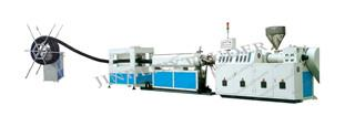 PE Carbon Spiral Pipe Machine | Machinery and equipment | Plastics and derivatives industry | Img 1 | Tabdevi.com