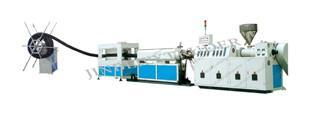 PE Carbon Spiral Pipe Machine | Agricultural, heavy, industrial, construction machinery and equipment | Tabdevi.com