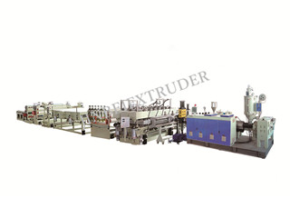 PE, PP, PC Hollow Grid Sheet Production Line, machinery | Machinery and equipment | Plastics and derivatives industry | Img 1 | Tabdevi.com