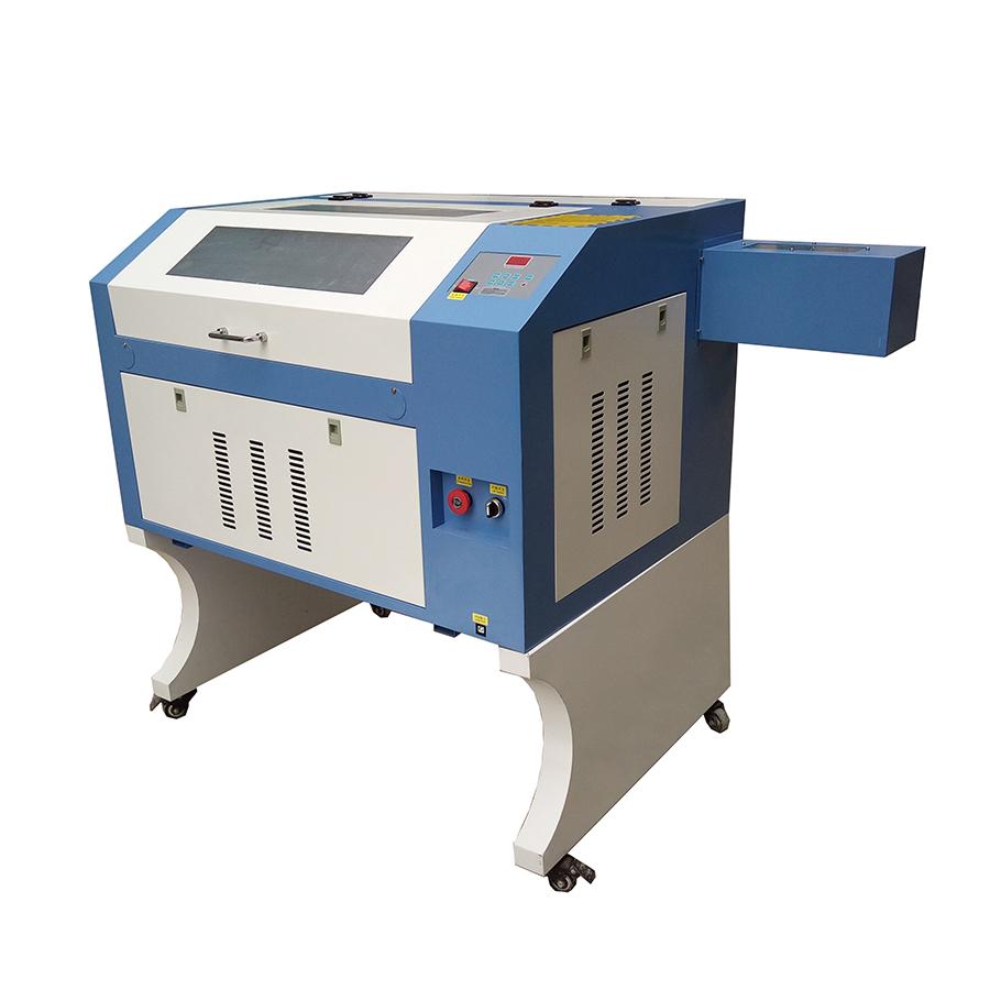 Máquina 80 W de grabado y corte láser TS4060 | Maquinaria y equipos | Industria metalúrgica | Maquinaria de corte | Img 1 | Tabdevi.com
