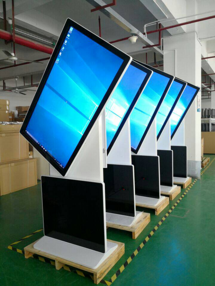 Rotatable Digital Signage Kiosk | Consumer electronics | Computers and tablets | Touch screen monitors | Img 1 | Tabdevi.com