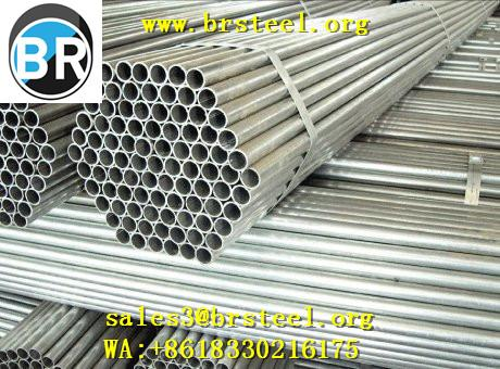"4""x 3.75 Hot dipped galvanized steel pipes & Pre-galvanized steel pipe 