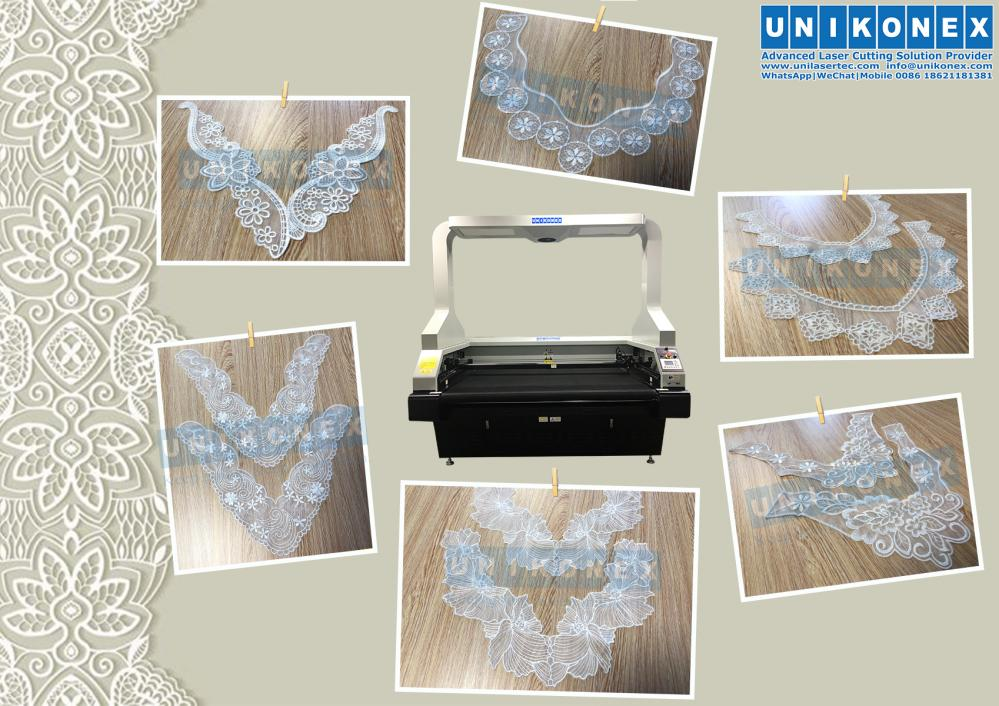 Various lace pattern laser cutting solution | Machinery and equipment | Manufacturing industry | Img 1 | Tabdevi.com