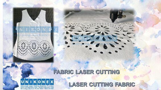 激光切割织物 | 機械設備 | 服装和纺织工业 | Img 1 | Tabdevi.com