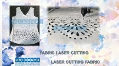 Laser cutting fabric | Construction, mining and facility services | Tabdevi.com