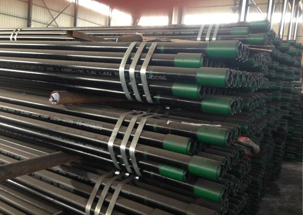 Oil well, water well, geothermal well special steel pipe,2 7/8 J55 K55 L80 | Mechanical and metal parts | Steel profiles | Img 1 | Tabdevi.com