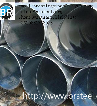 EN 10255 ASTM A53  welded galvanized steel pipe Q235 steel gi scaffolding | Building materials | Tubes, gaskets and special parts | Steel pipe | Img 1 | Tabdevi.com