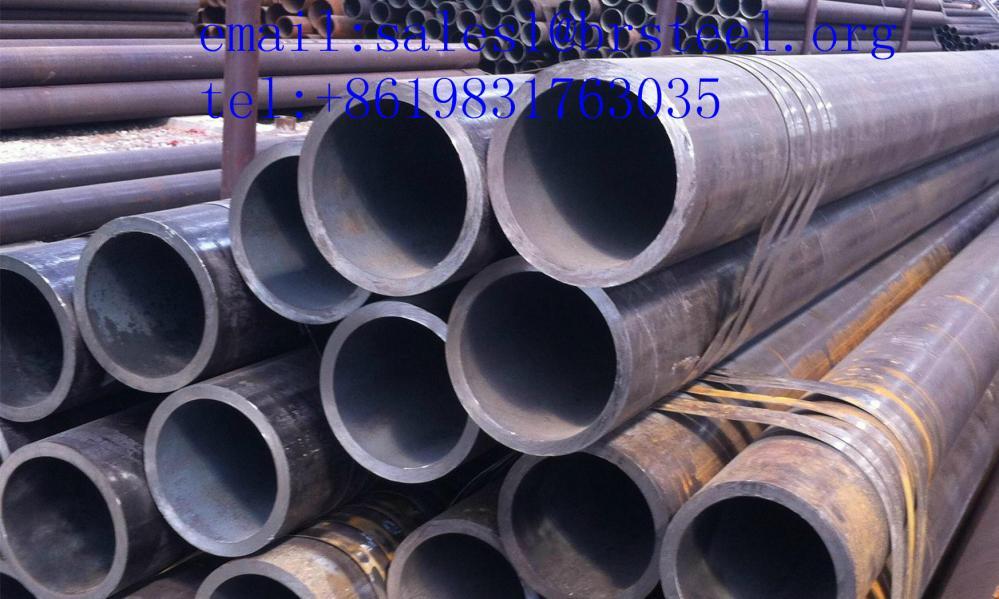 Tubo de acero dulce sin soldadura, acero al carbono sin soldadura SMLS/ MS | Piezas mecánicas y metálicas | Perfiles hierro | Img 1 | Tabdevi.com