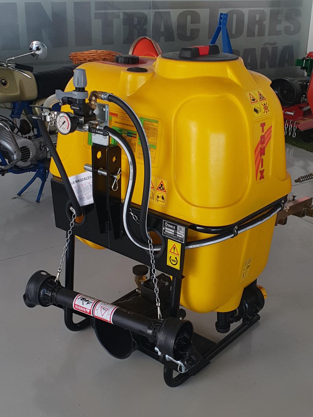 Pulverizador agrícola TOMIX, sulfatadora, cuba de sulfatar 100 litros | Maquinaria y equipos | Agrícola y riego | Equipamiento | Img 1 | Tabdevi.com
