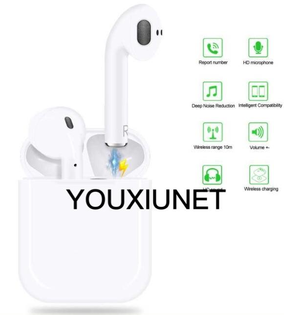 Wireless In Ear Headphones with Built-in Mic. BT 5.0 | Consumer electronics | Telephony, mobile, GPS and accessories | Bluetooth wireless headset | Img 1 | Tabdevi.com