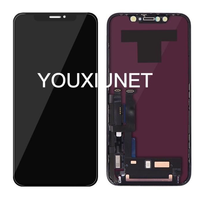 For iPhone XR LCD Digitizer Assembly with Frame Replacement | Consumer electronics | Telephony, mobile, GPS and accessories | Mobile phones and accessories | Img 1 | Tabdevi.com