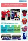 Unikonex machine laser cutting dye sublimation sports jerseys | Construction, mining and facility services | Tabdevi.com