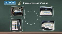 Machinery of sublimated labels cutting and sublimated twill | Agricultural, heavy, industrial, construction machinery and equipment | Tabdevi.com