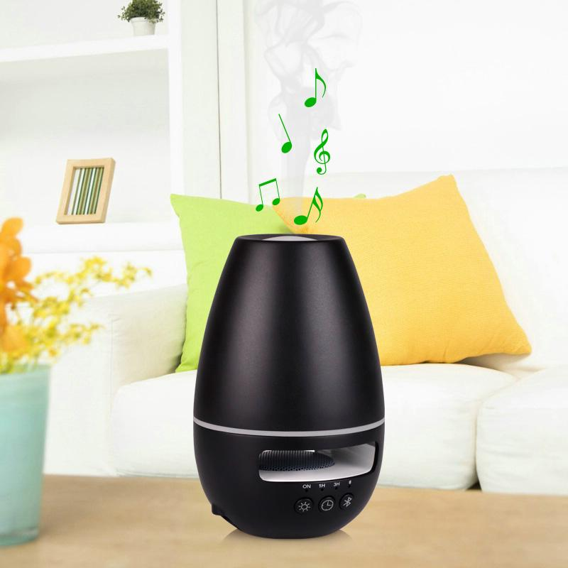 Bluetooth aroma diffuser for aromatherapy & humidification | Household appliances | Bathroom and personal care | Accessories and spare parts | Img 1 | Tabdevi.com