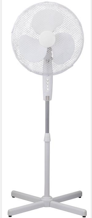 16-inch CRYSF-16BI cross-base oscillating fan (M) | Household appliances | Cold and heat | Fans | Img 1 | Tabdevi.com