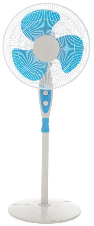 16-inch pedestal fan with round base CRYSF-1619 | Household appliances | Cold and heat | Fans | Img 1 | Tabdevi.com