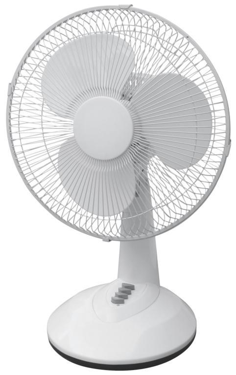 desk fan of 9 inch / 12 inch / 16 inch CRYDF-9A / 12A | Household appliances | Cold and heat | Fans | Img 1 | Tabdevi.com
