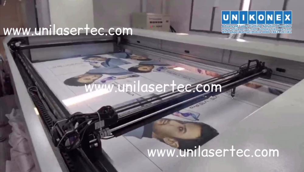 Máquina de corte láser de fácil impresión en gran formato | Maquinaria y equipos | Industria ropa y textil | Img 1 | Tabdevi.com