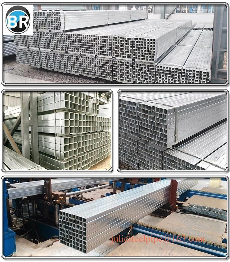 Square Steel Pipe | Mechanical and metal parts | steel pipes | Img 1 | Tabdevi.com
