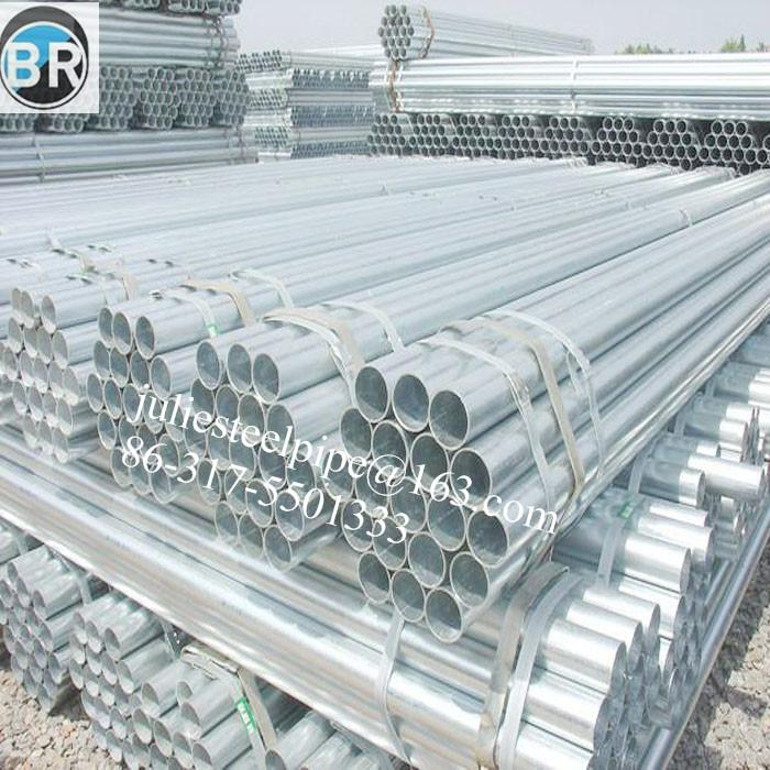 Hot dipped galvanized steel pipe | Mechanical and metal parts | steel pipes | Img 1 | Tabdevi.com