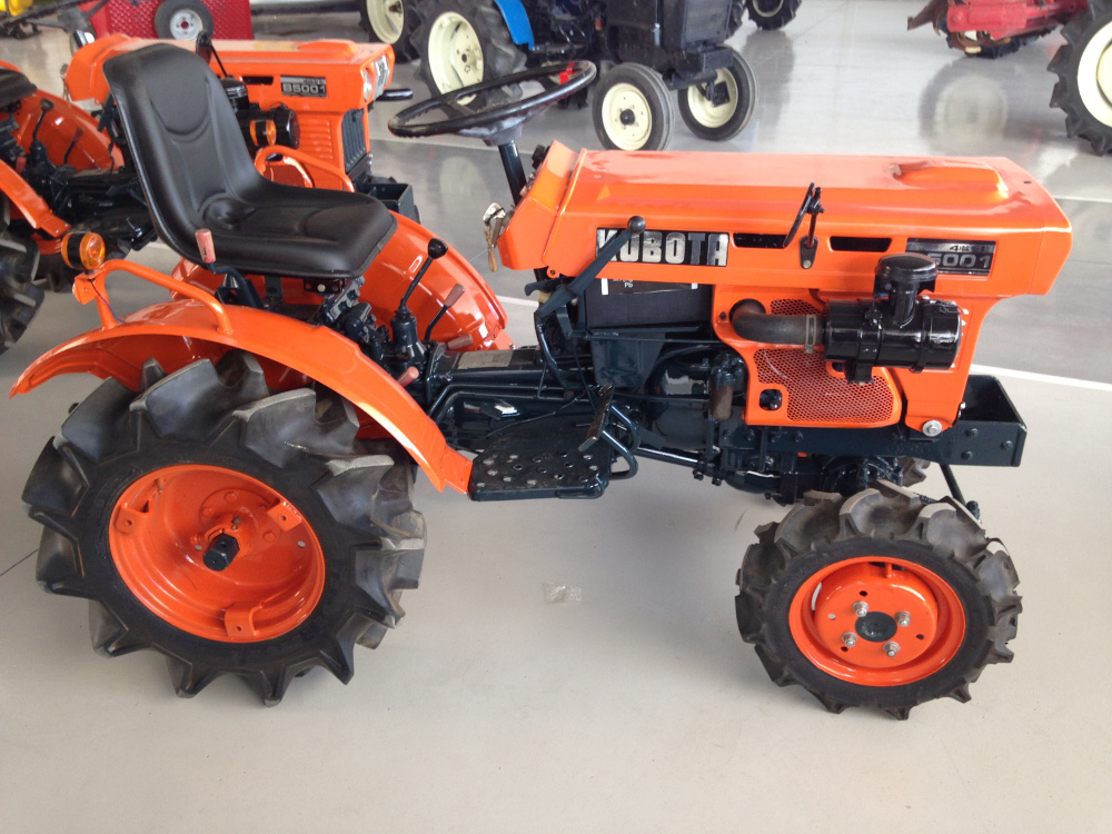 KUBOTA 5001 Mini Tractor - Tractors for sale and agricultural machinery | Machinery and equipment | Agriculture and irrigation | Used tractors | Img 1 | Tabdevi.com
