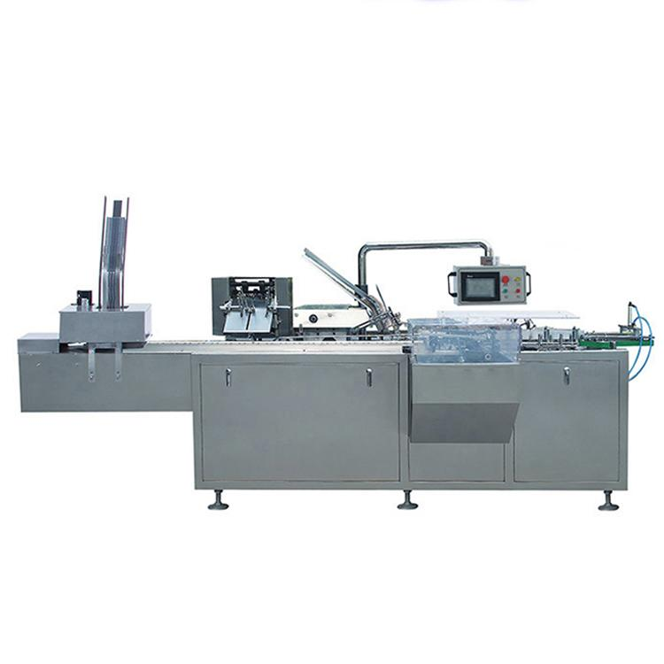 Automatic masks cartoning machine | Machinery and equipment | Packing machinery | Img 1 | Tabdevi.com