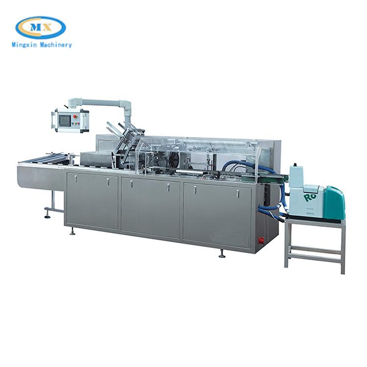 Automatic face mask cartoning machine | Machinery and equipment | Packing machinery | Img 1 | Tabdevi.com