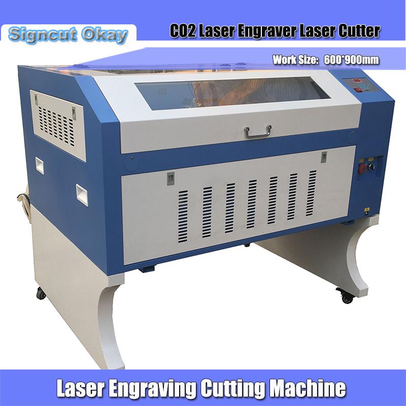 JNHXSK激光雕刻机TS6090 110伏/220伏 DIY激光切割机 | 機械設備 | 冶金工业 | Cutting machinery | Img 1 | Tabdevi.com