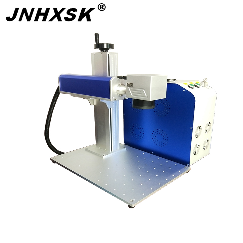 JNHXSK 20W split Laser marking machine TS-20F Support 6 languages Metal Mar | Machinery and equipment | Metallurgical industry | Cutting machinery | Img 1 | Tabdevi.com