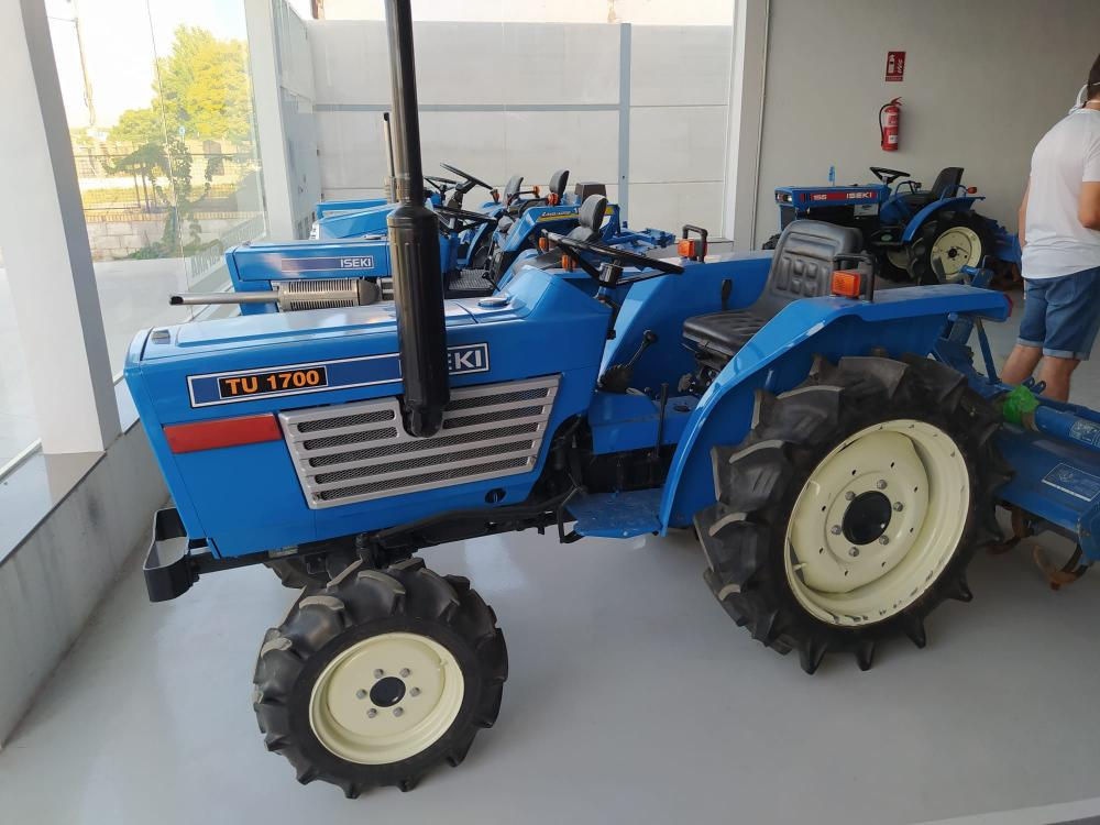 Tractor for sale Iseki Tu 1700 | Machinery and equipment | Agriculture and irrigation | Used tractors | Img 1 | Tabdevi.com