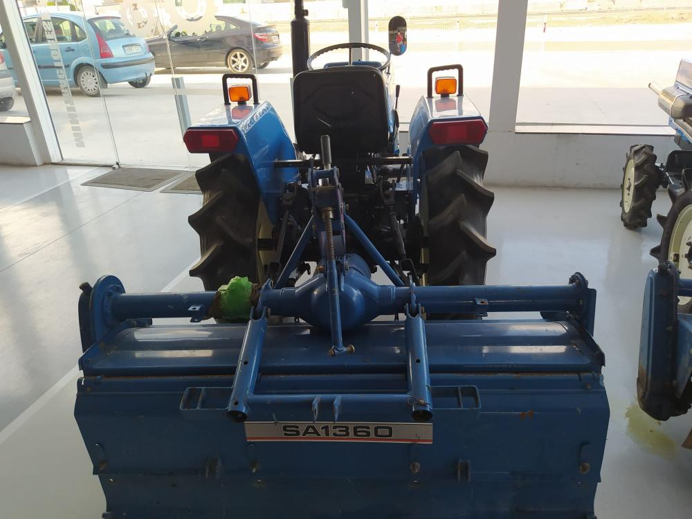 Tractor for sale Iseki Tu 1700 | Machinery and equipment | Agriculture and irrigation | Used tractors | Img 2 | Tabdevi.com