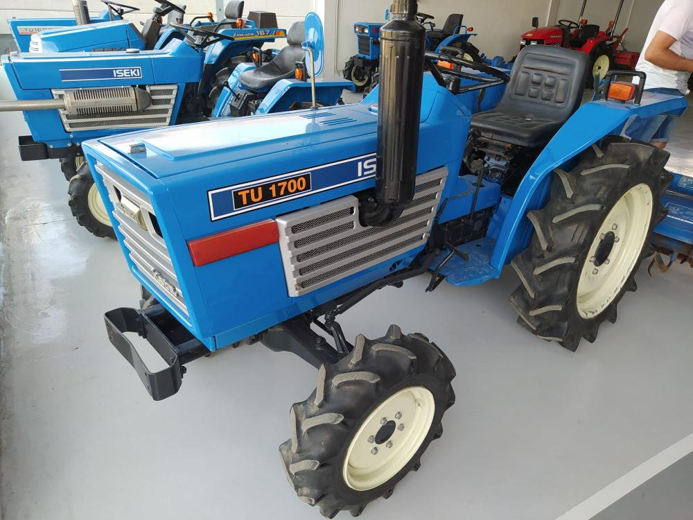 Tractor for sale Iseki Tu 1700 | Machinery and equipment | Agriculture and irrigation | Used tractors | Img 3 | Tabdevi.com