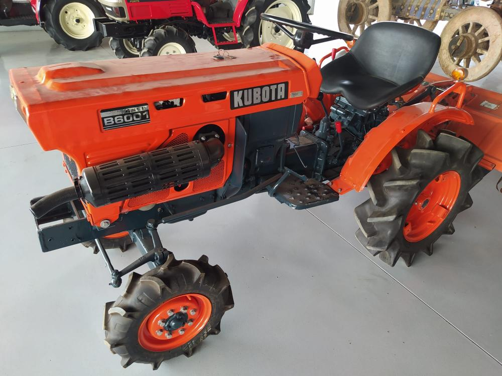 Tractor for sale Kubota B6001 | Machinery and equipment | Agriculture and irrigation | Used tractors | Img 1 | Tabdevi.com